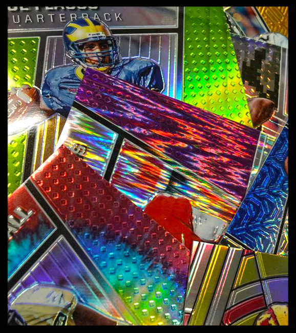 Panini America 2016 Prizm Collegiate Draft Picks Football Main 2