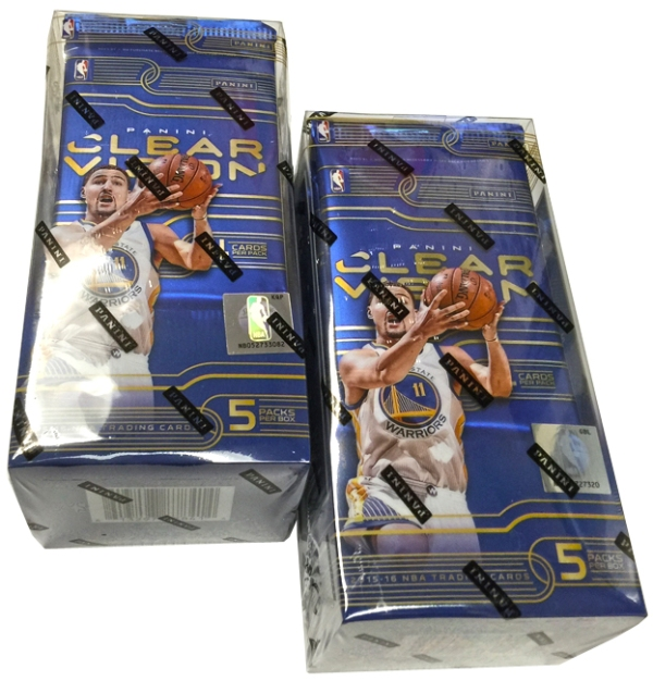 Panini America 2015-16 Clear Vision Basketball Teaser Gallery2