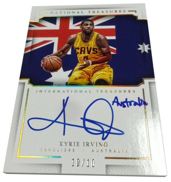 Panini America 2015-16 National Treasures Basketball Part Two13