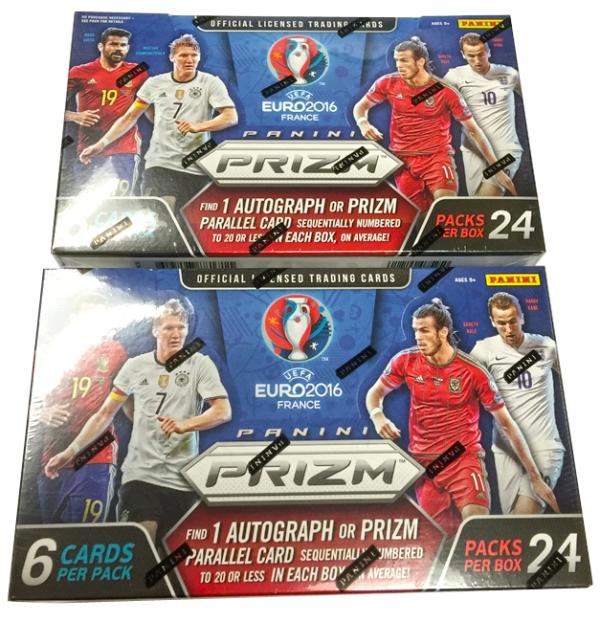 Panini America 2016 Prizm UEFA Euro Soccer Teaser3