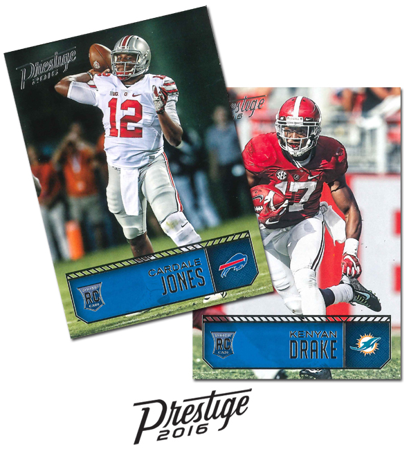 2016 Prestige Football SP Blog 2