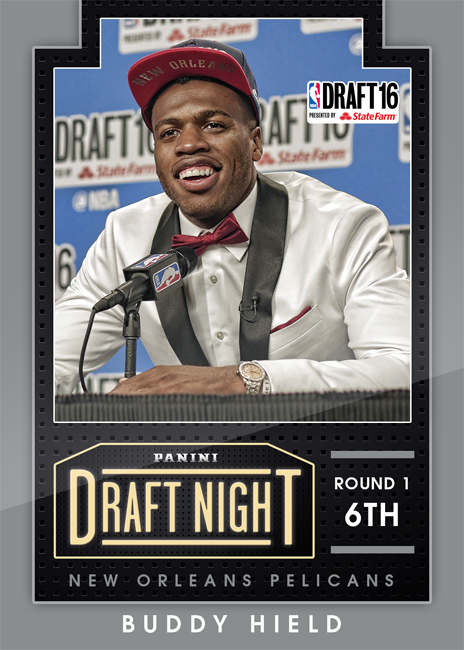 Buddy Hield Draft Night Blog