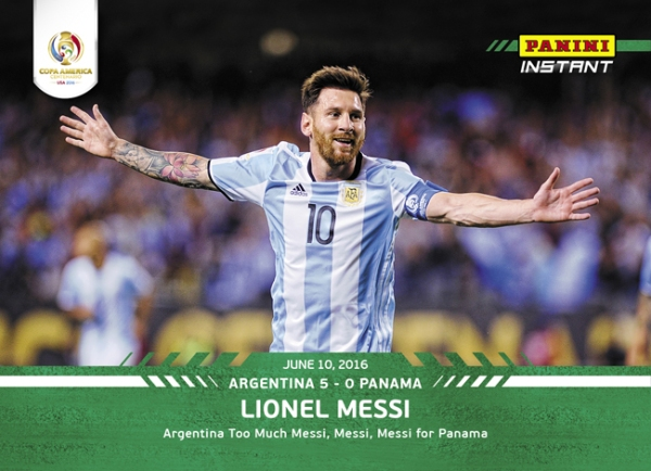 Instant Messi Blog