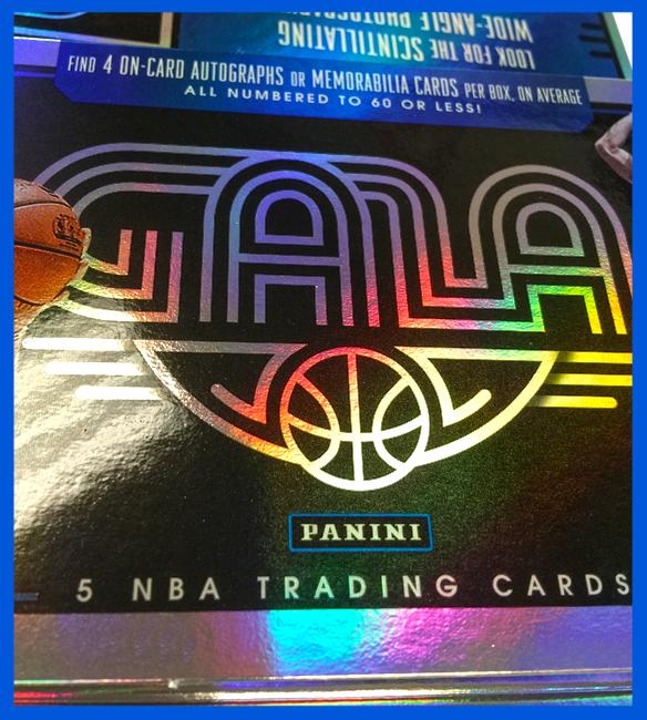 Panini America 2015-16 Gala Basketball QC3