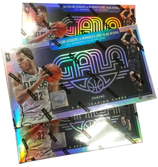 Panini America 2015-16 Gala Basketball Teaser1