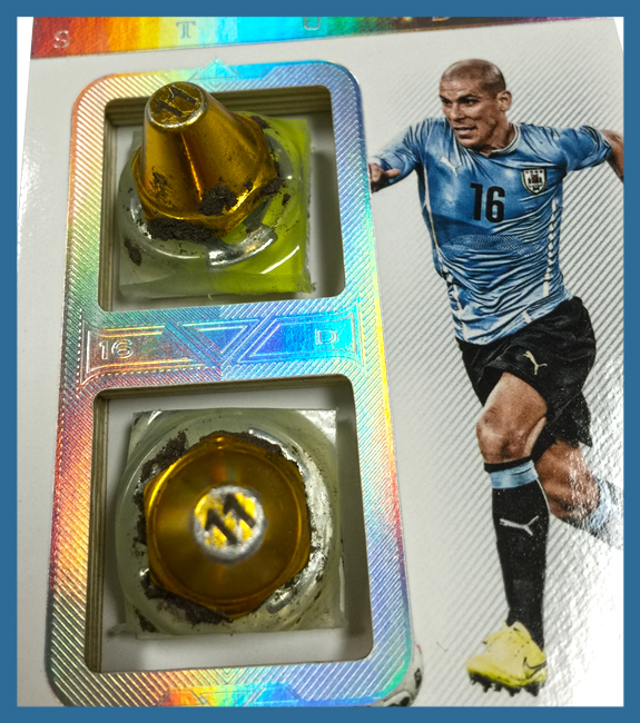 Panini America 2016 Flawless Soccer Studs12
