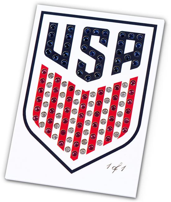 Panini America 2016 Flawless Soccer U.S. Soccer