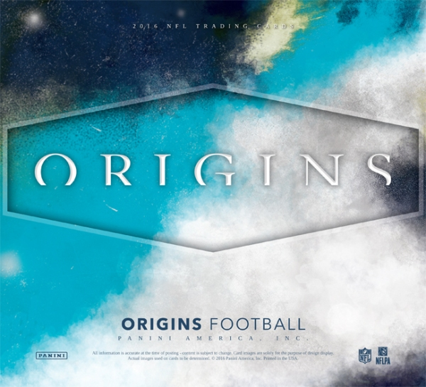 Panini America 2016 Origins Football Main