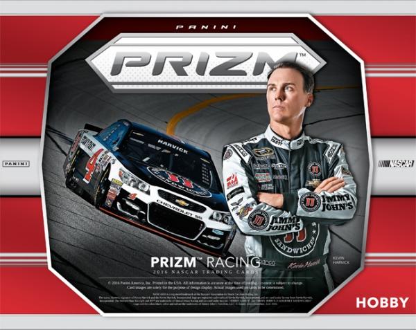 Panini America 2016 Prizm Racing Main
