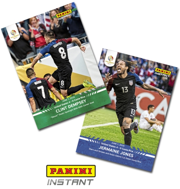 Panini Instant Day 5 BLOG