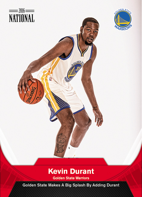 Durant National Card