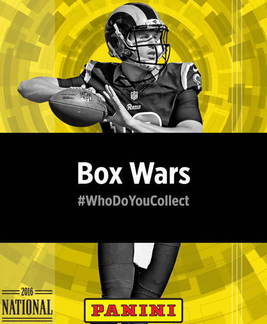 National Box Wars Blog