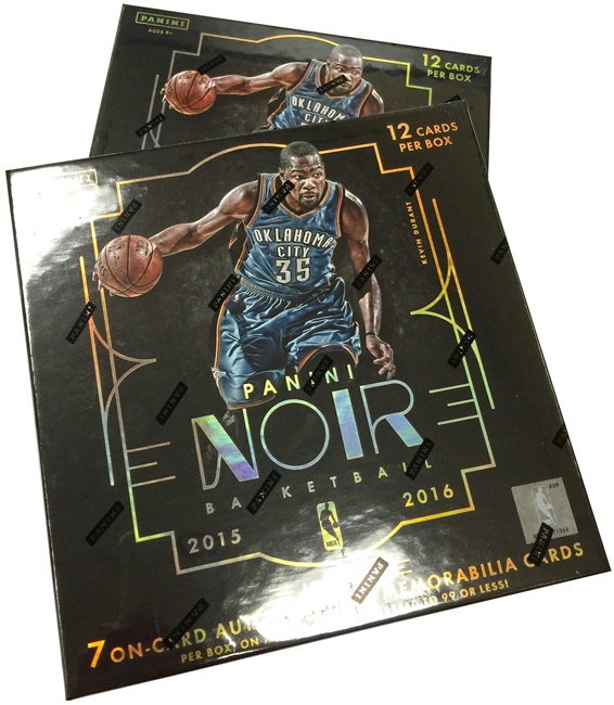 Panini America 2015-16 Noir Basketball Teaser Gallery1