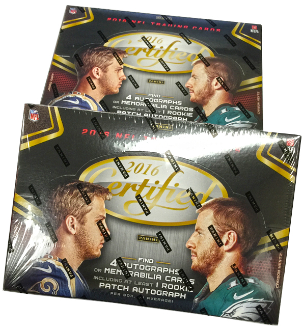 Panini America 2016 Certified Football Teaser Gallery1
