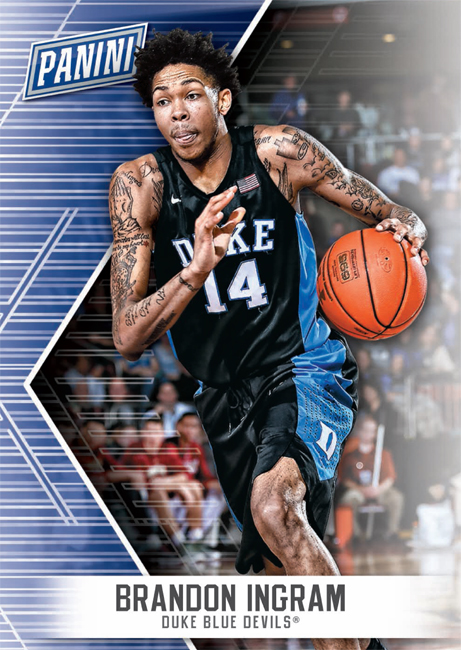 Panini America 2016 National Sports Collectors Convention Show VIPs Brandon Ingram