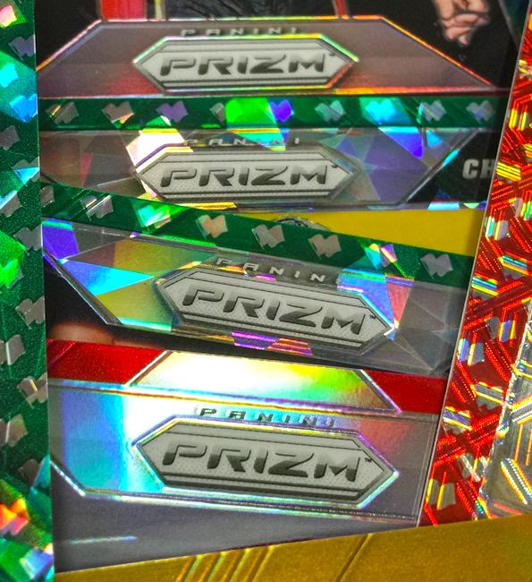 Panini America 2016 Prizm NASCAR Racing Main