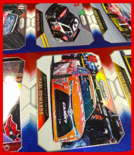 Panini America 2016 Prizm NASCAR Racing Retail Peek14