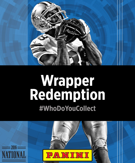 Wrapper Redemption Blog