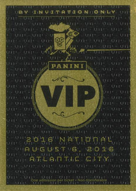 2016 National VIP