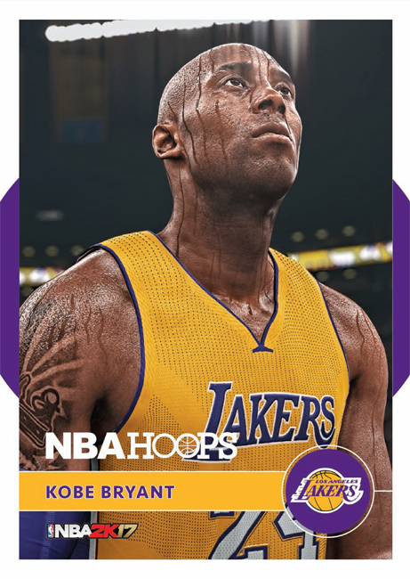 Panini America, 2K Sports Deliver a Special Set to Honor Lakers Legend Kobe Bryant | The Knight ...