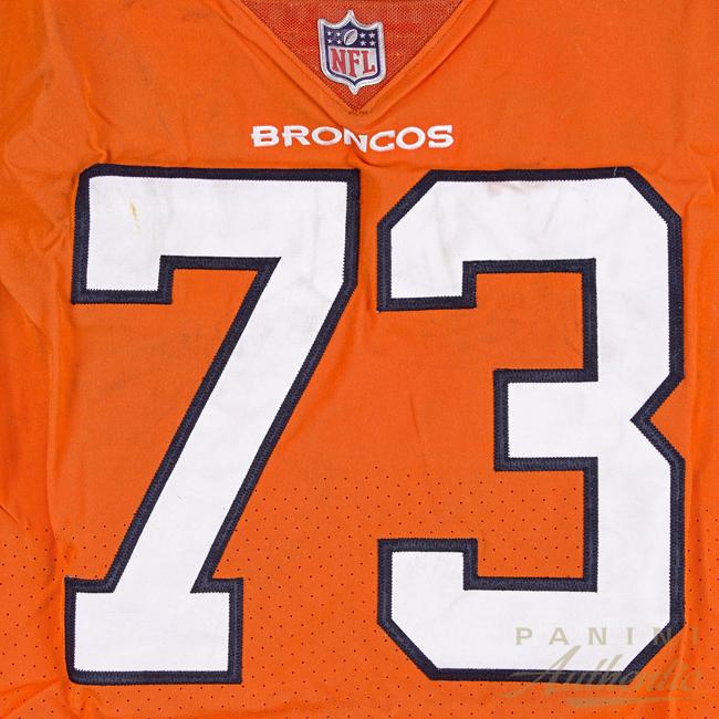 Orange Rush Panini Authentic Adds Denver Broncos Game