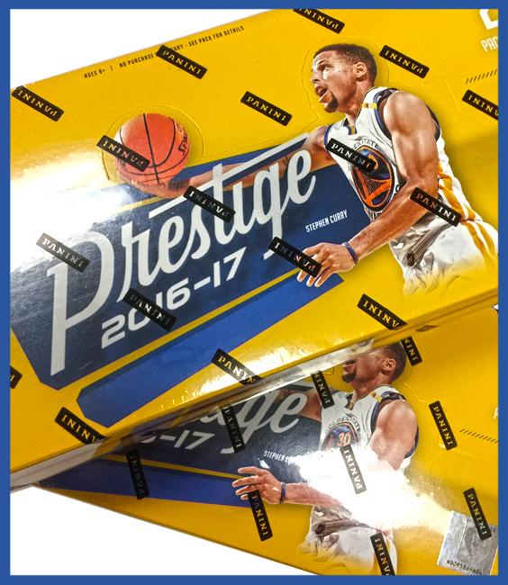 Panini America 2016-17 Prestige Basketball Teaser42