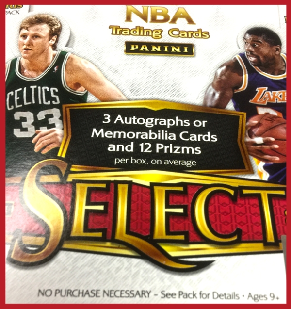 Panini America 2016-17 Select Basketball QC2