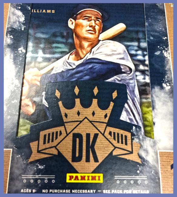 Panini America 2017 Diamond Kings Baseball QC2