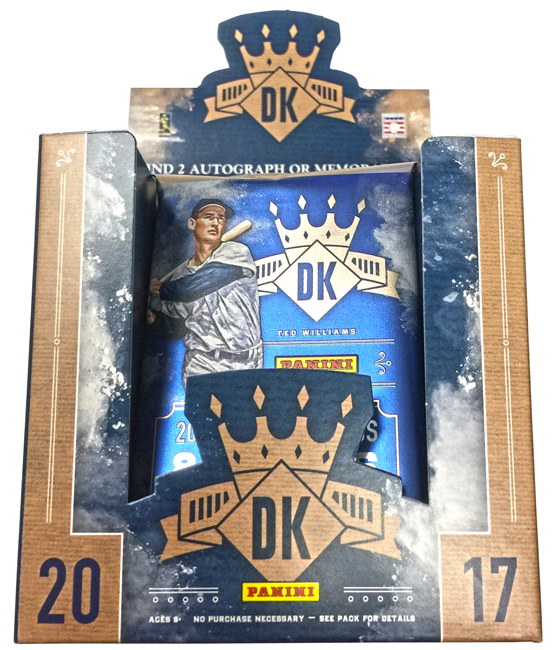 Panini America 2017 Diamond Kings Baseball Teaser32