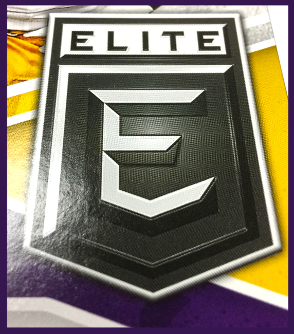 Panini America 2017 Elite Draft Picks Collegiate Football QC2