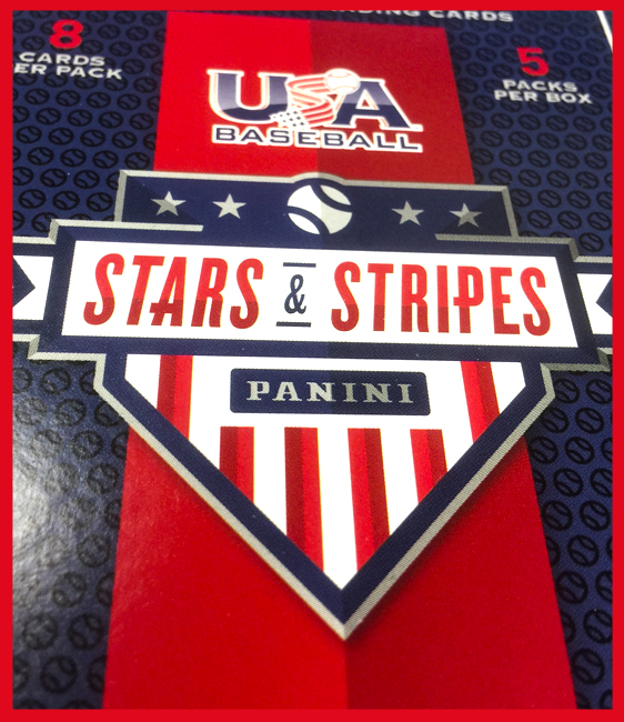 Panini America 2017 Stars & Stripes USA Baseball QC2