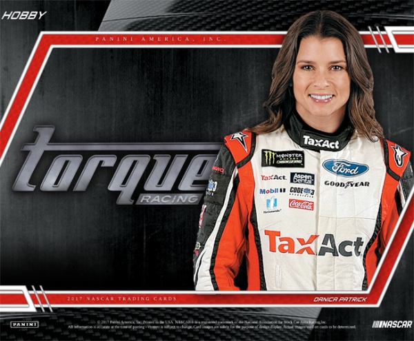 Panini America 2017 Torque NASCAR Racing Main