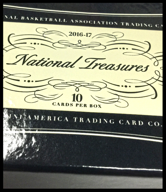 Panini America 2016-17 National Treasures Basketball QC Gallery2