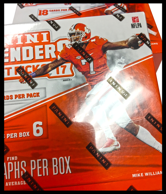 Panini America 2017 Contenders Draft Picks Football Teaser2