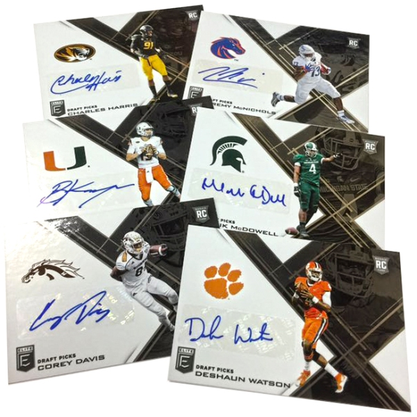Panini America 2017 Elite Draft Picks Collegiate Football SP Main