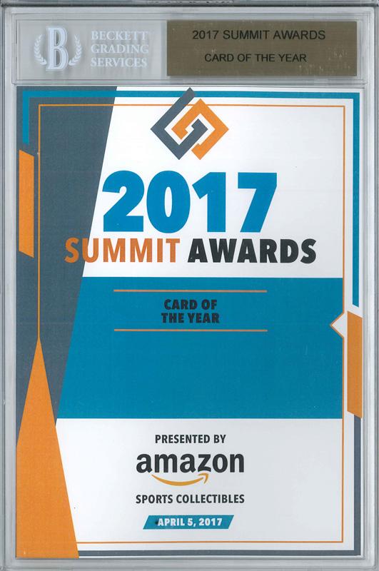 Panini America 2017 Industry Summit Awards3