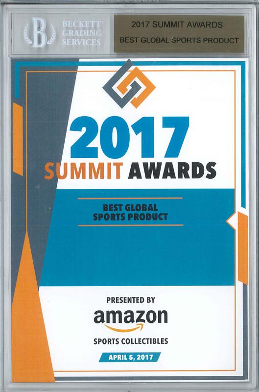 Panini America 2017 Industry Summit Awards6