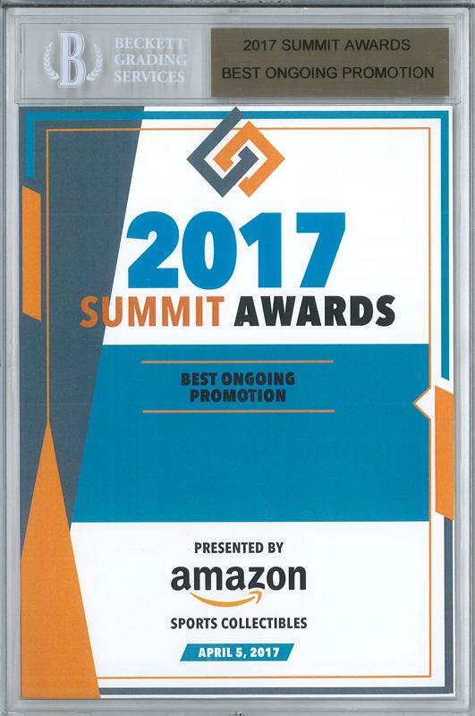Panini America 2017 Industry Summit Awards8