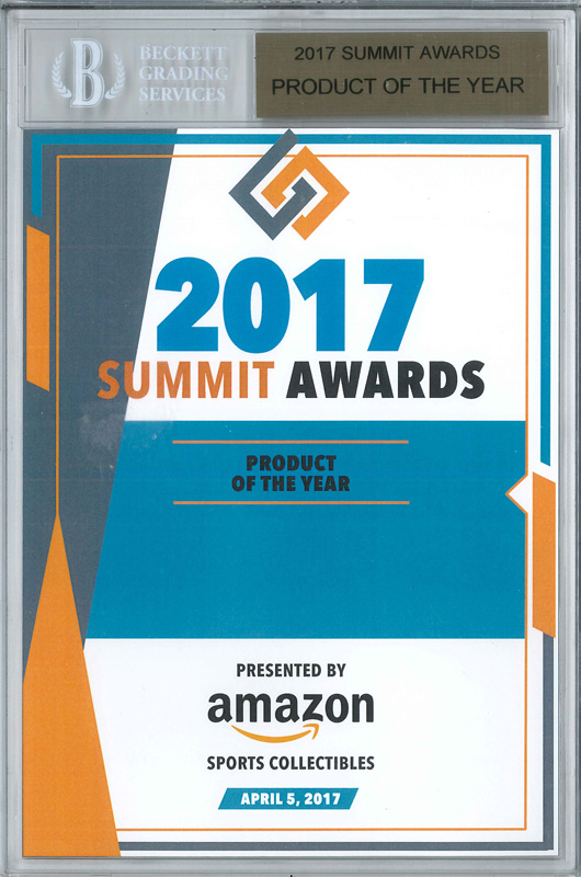 Panini America 2017 Industry Summit Awards9