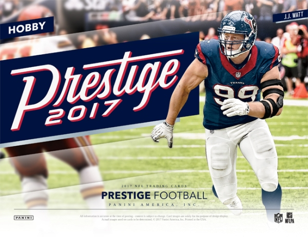 Panini America 2017 Prestige Football Main