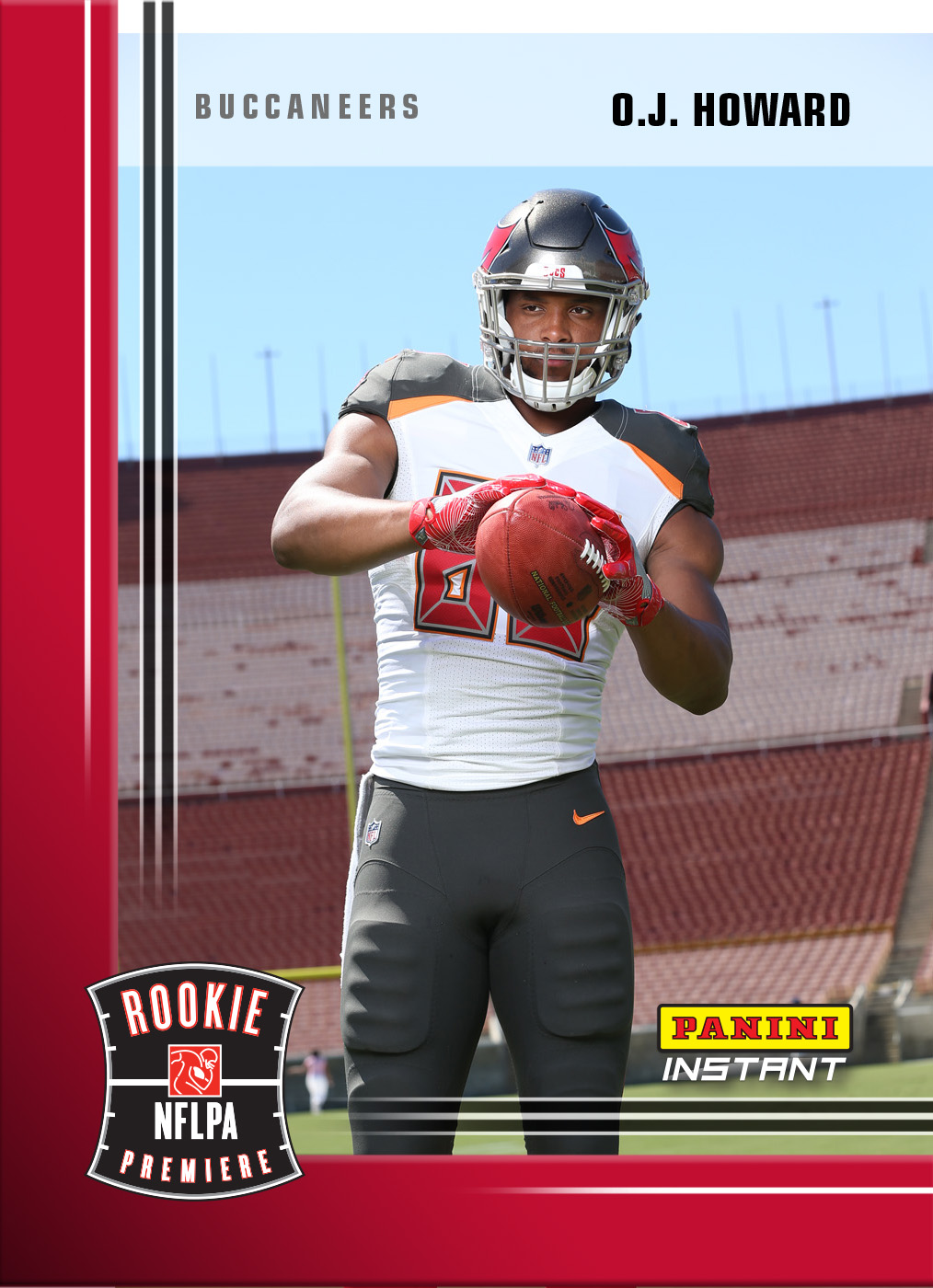 instant impact cards of top nfl rookies in uniform arrive on