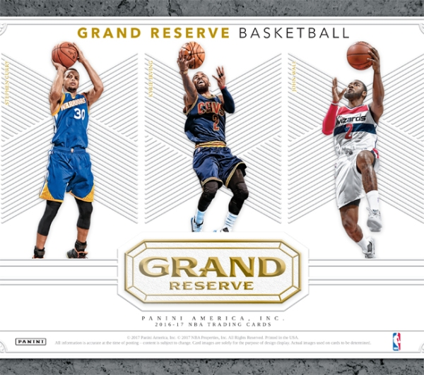 Panini America 2016-17 Grand Reserve Basketball Main