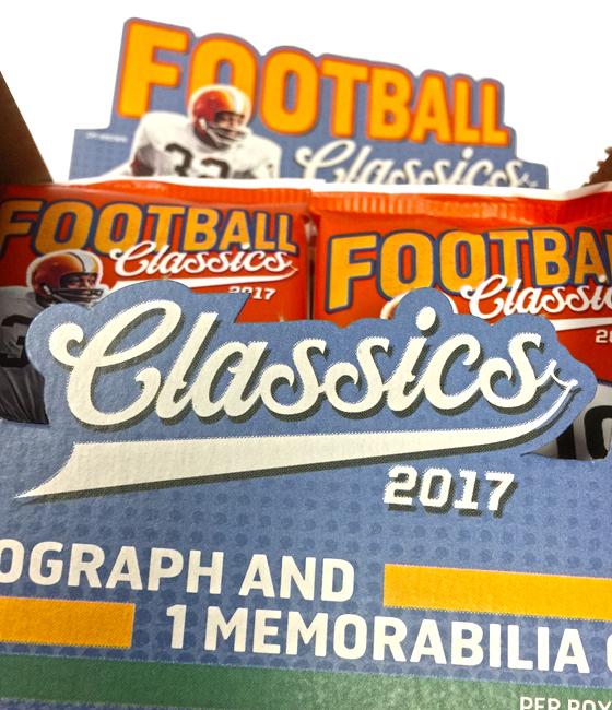 Panini America 2017 Classics Football Teaser7
