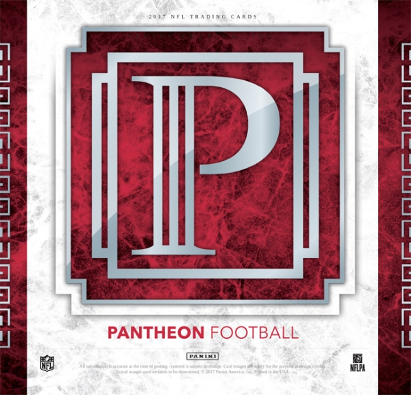 Panini America 2017 Pantheon Football Main