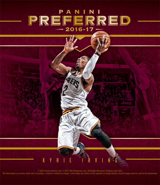 Panini America 2016-17 Preferred Basketball Main