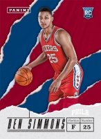 Panini America 2017 Father's Day Basketball Rookies1