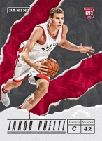 Panini America 2017 Father's Day Basketball Rookies11