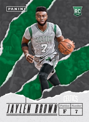 Panini America 2017 Father's Day Basketball Rookies17
