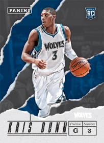 Panini America 2017 Father's Day Basketball Rookies18