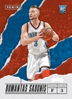 Panini America 2017 Father's Day Basketball Rookies20